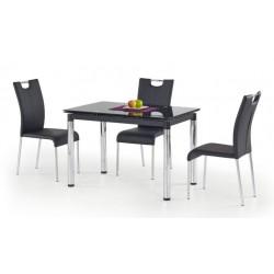 L31 Czarny - Stół rozkładany