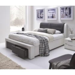 CASSANDRA S - Łóżko a szufladami bez materaca