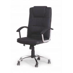 DALTON-  fotel obrotowy gabinetowy czarny