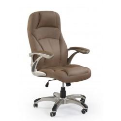 DESMOND- fotel obrotowy gabinetowy beżowy