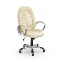 ELIPSO- fotel obrotowy gabinetowy kremowy