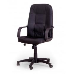 EXPERT-  fotel obrotowy gabinetowy czarny