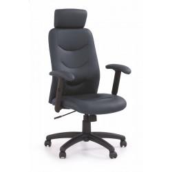 STILO- fotel obrotowy gabinetowy czarne