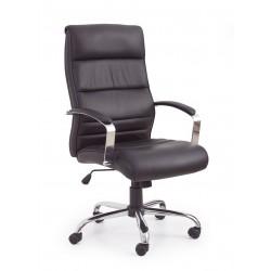 TEKSAS- fotel obrotowy gabinetowy czarny