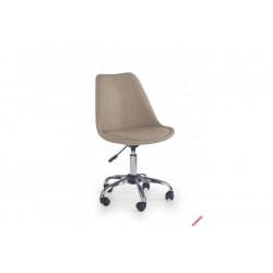 COCO 4 - fotel młodzieżowy obrotowy beżowy