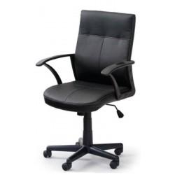 HECTOR - fotel pracowniczy obrotowy czarny