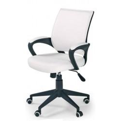 LUKAS - fotel pracowniczy obrotowy biały