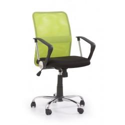 TONY - fotel pracowniczy obrotowy zielony