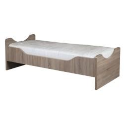 DALLAS - Łóżko 80 bez materaca (D31)