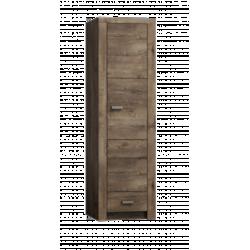 INDIANA - Półszafa 56 x 192  1D1SZ (2)