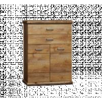KORA - Komoda 90 x 129.5   2D2SZ (K6)