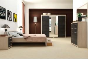 Meble Sypialnia VEGAS - 18 kolorów