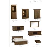 ANTICA - Komoda 97 x 140.5 (A12)