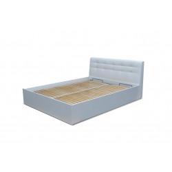 ROMA JR 2 BM - Łóżko z tapicerowanym wezgłowiem 160 x 200 cm