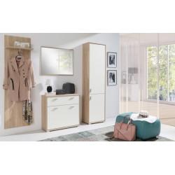 Garderoba SARA - dwa kolory