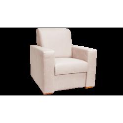EWELINA - Fotel z pojemnikiem