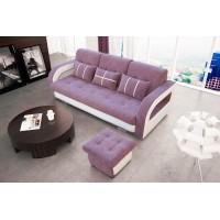 NINA 2 - Sofa z pufa