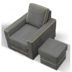 SAMANTA - Fotel