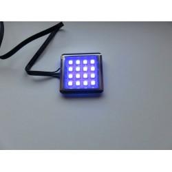 Oświetlenie LED QUATRO RGB wielokolorowe