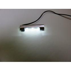 Oświetlenie LED klips białe