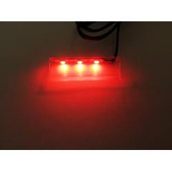 Oświetlenie LED klips RGB wielokolorowe