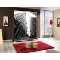 PENELOPA - Szafa 155 x 215 z grafiką