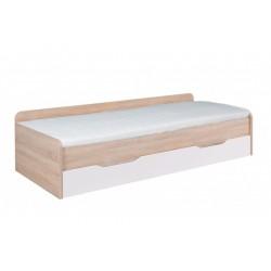 TWINS - Łóżko 80 z materacami