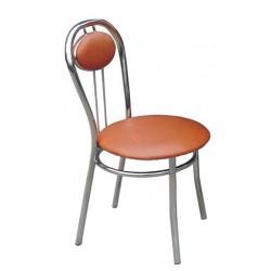 TIZANO - Krzesło metalowe