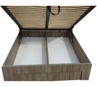 OCEANIK - ŁÓZKO 140 z materacem z pojemnikiem