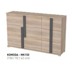MARKUS - Komoda MK150