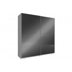 MIKA VII - Szafa z lustrem 200 cm