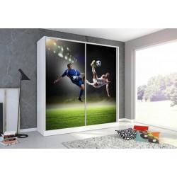 FOTO FOOTBALL - Szafa 200 cm