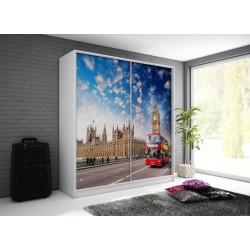 FOTO LONDYN - Szafa 200 cm