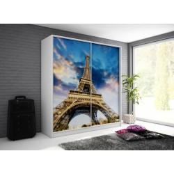 FOTO PARIS - Szafa 200 cm