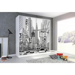 FOTO POP-ART - Szafa 200 cm