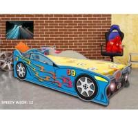 Speedy 160 - Łóżko dziecięce z materacem