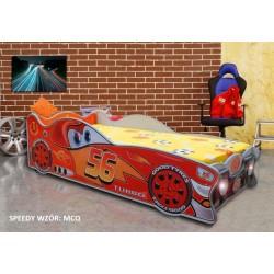Speedy 140 - Łóżko dziecięce z materacem