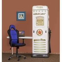 Szafa - Dystrybutor Wardrobe with desk OPEN BIAŁY 60 x 200