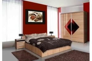 Meble Sypialnia SONEO II - 17 kolorów meble na zamówienie -istnieje możliwość drobnych modyfikacji za dopłatą.