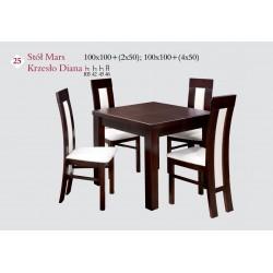 DIANA - Krzesło Pokojowe