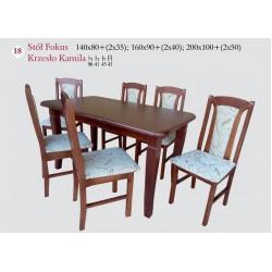 KAMILA - Krzesło Pokojowe