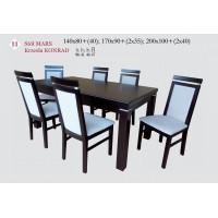 KONRAD - Krzesło Pokojowe