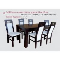 ZYGMUNT - Krzesło Pokojowe