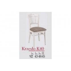 K40 - Krzesło pokojowe