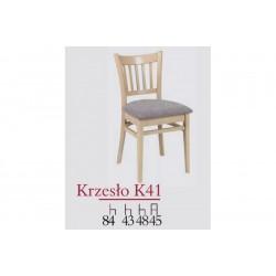 K41 - Krzesło pokojowe