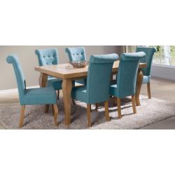 Stół S19 FORNIR – 140 x 80 + wstawka 2 x 35 cm