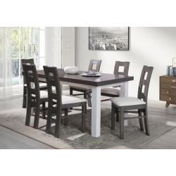 Stół S20 FORNIR – 140 x 80 + wstawka 2 x 35 cm