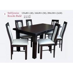 JOWISZ 120x80 + 40 Stół Pokojowy