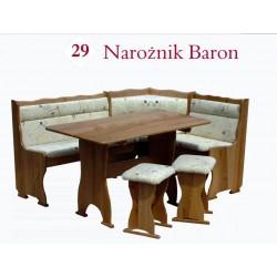 BARON 110x65 Stół