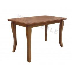 Stół S16 DREWNO – 105 x 60 cm